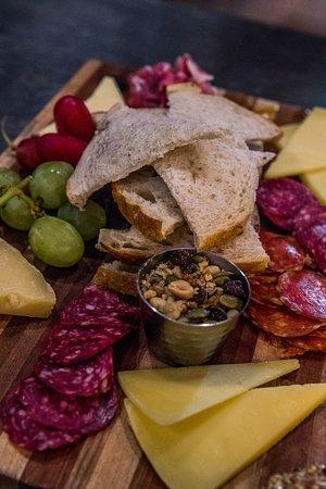 Cheese and Charcuteri