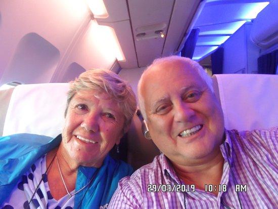 Aerolíneas Argentinas: Listos para partir