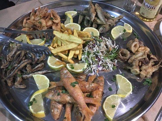 Sarakina : Seafood platter