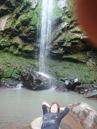 Ivora, RS: CAMINHOS DE IVORÁ RS. Tive o prazer em outubro de 2018 de fazer um passeio para conhecer os  Caminhos de Ivorá, foi simplesmente maravilhoso aproveitar o dia junto a natureza. Os guias foram incansáveis, Eu recomendo este passeio