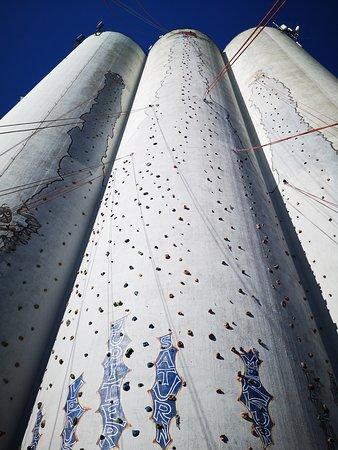 silo klettern fehmarn