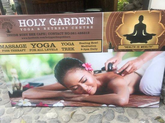 Bilde fra Holy Garden