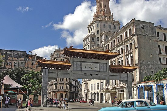 El Barrio Chino (Chinatown)