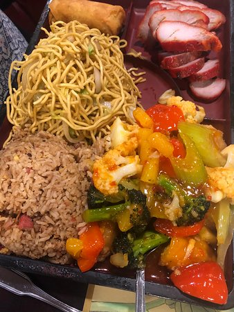 Chinese Garden Restaurant Picture Of Chinese Garden Restaurant Longview Tripadvisor