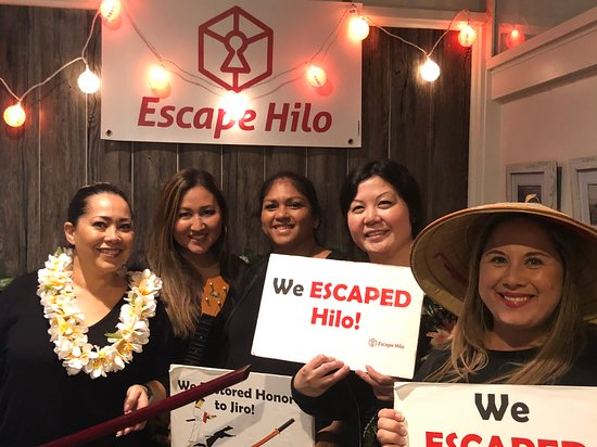 Escape Hilo