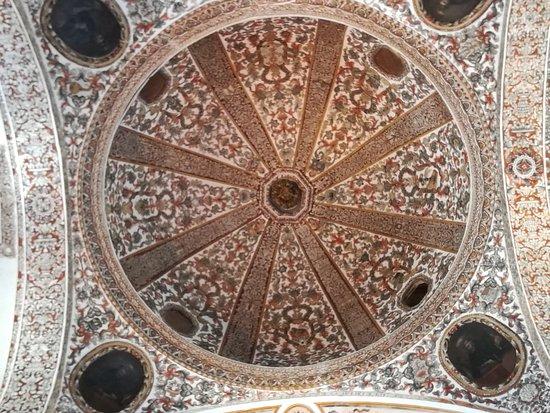 Bóveda central.