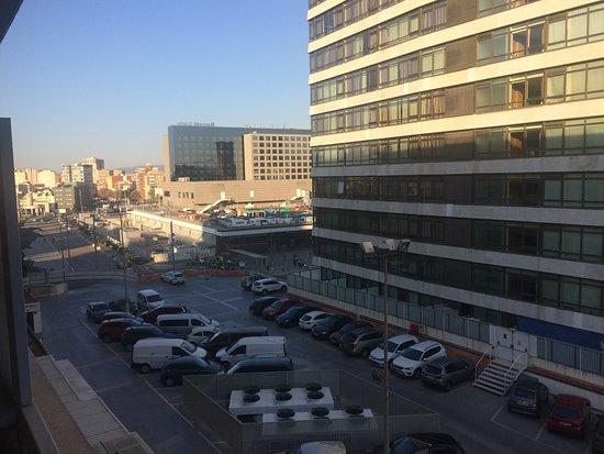Vista Estación Sants Picture Of La Terraza Bcn Urban Club