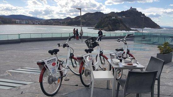Σαν Σεμπαστιάν - Ντονόστια, Ισπανία: Ruta pintxo bici