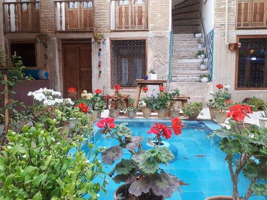 Ana's courtyard