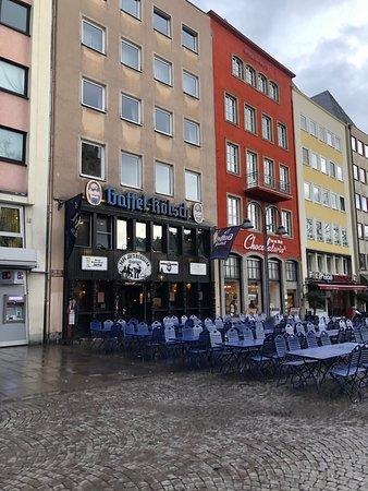 Great bar. - Picture of Papa Joe's Klimperkasten, Cologne - Tripadvisor