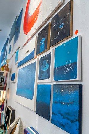 Paintings @enikeoros