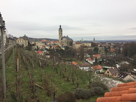 overlook by the cathedral
