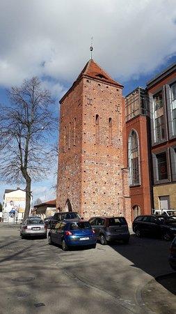 Wieża Gotycka Św. Mikołaja