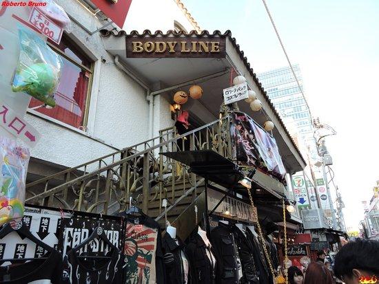 Bodyline Harajuku