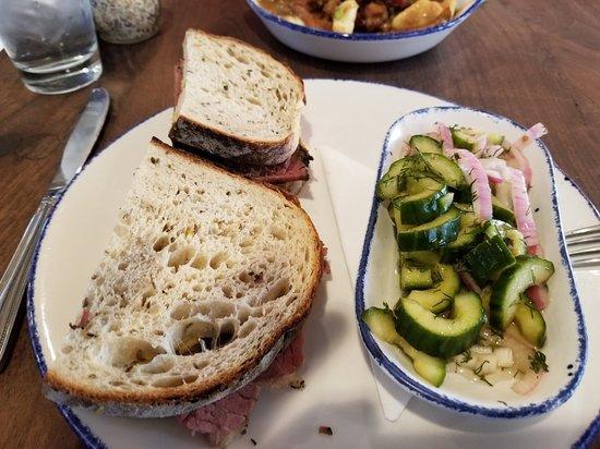 Mile End Delicatessen, Birmingham - Photos & Restaurant