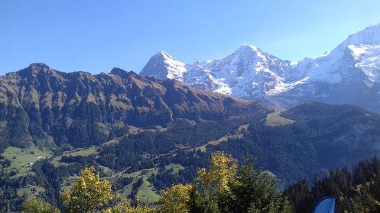İsviçre: Alpes