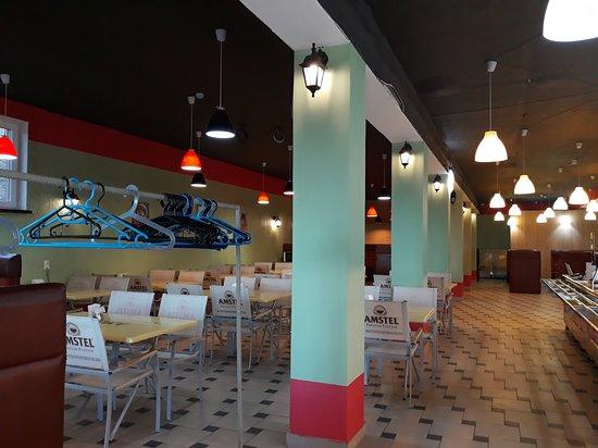 Cruise Cafe : антураж