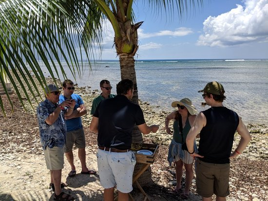 Cayman Caboose Food Tours