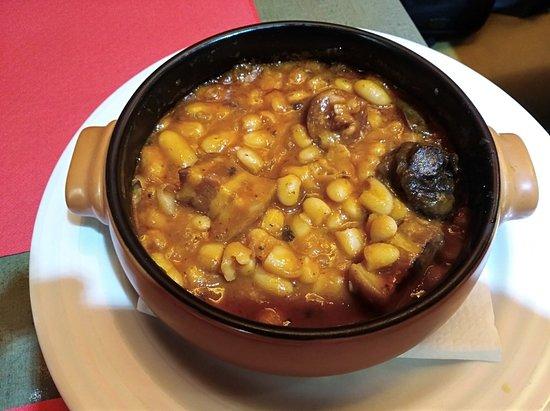 Blat Net: Fabada asturiana