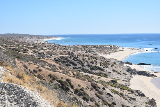 Private Jeep Tour Cabo Pulmo: The terrain is just fascinating