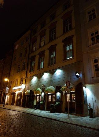 J.J.Murphy's Irish Pub in Lesser Town