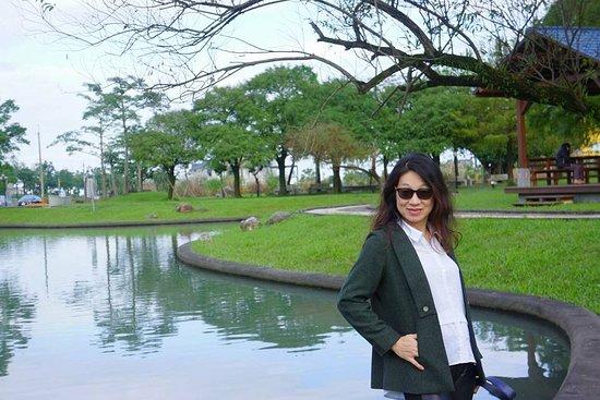 台灣三星: 安農溪分洪堰