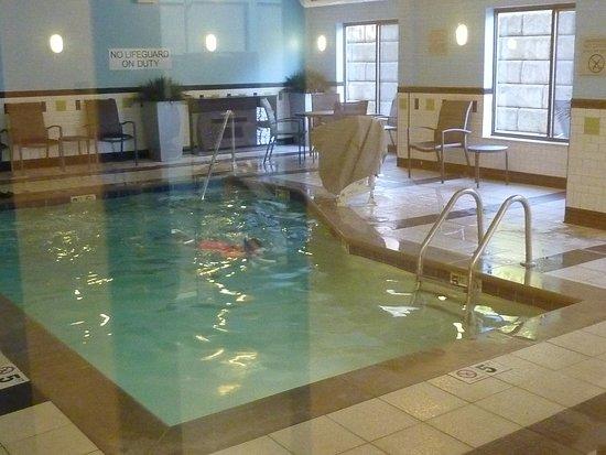 Fairfield Inn & Suites Sevierville Kodak: Marriott Fairfield Inn and Suites Kodak
