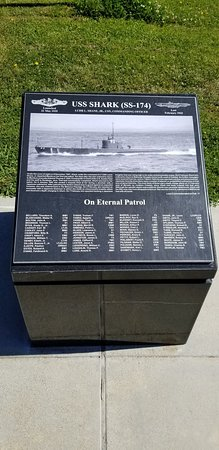 52 Boats Memorial: Sample of Plaque