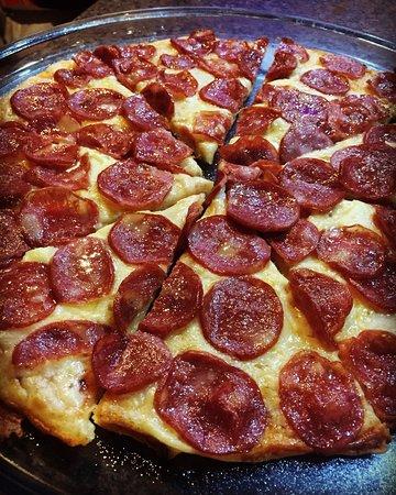 Xuvisko Pizzas: Desde 1970 , com certeza uma fatia da Gastronomia da cidade !
