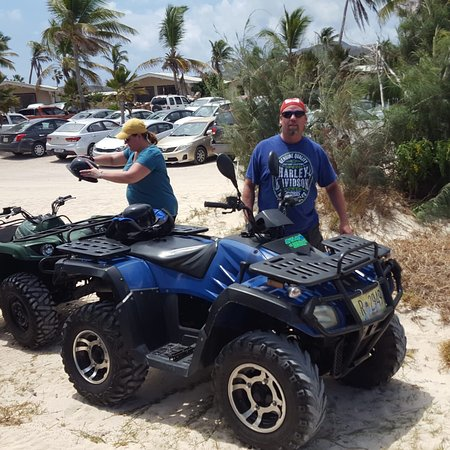 Best ATV island Tour Around!