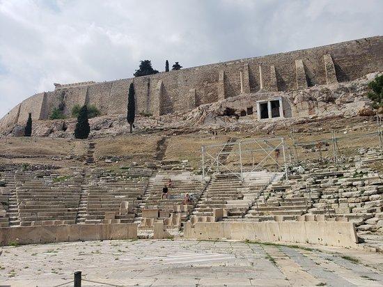 Athén, Görögország: We had a great time in Athens.