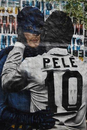 Batman e Pelé