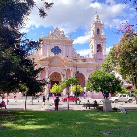 Cathedral of Salta: Вид собора