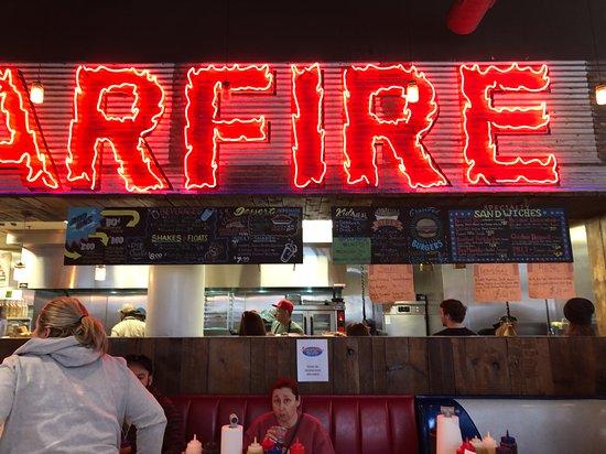 Sugarfire Smoke House: Menu