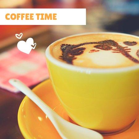El mejor café esta aquí.