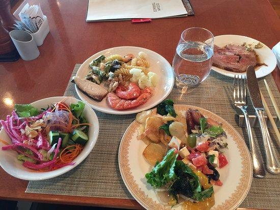 buffet dinning ocean terrace minatomirai restaurant reviews rh tripadvisor com