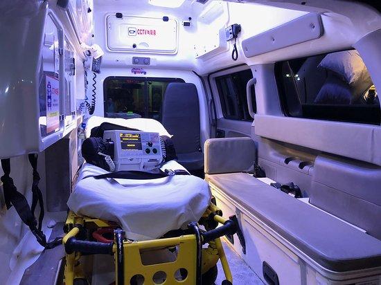 Roatan, Honduras: West Bay Ground Ambulance