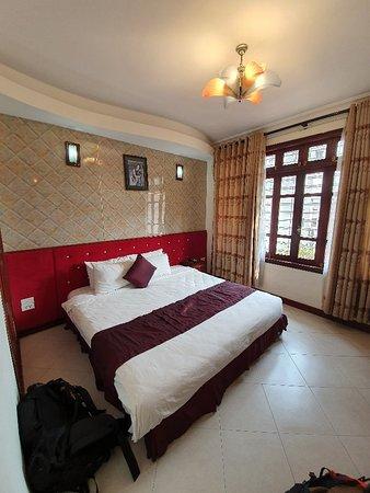 Cher pour la qualité médiocre des chambres