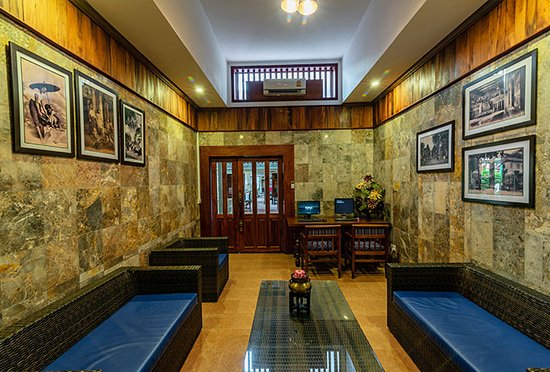 Empress Angkor Resort & Spa: Business Center