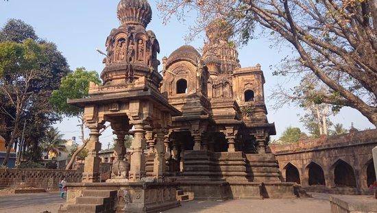 Sangam Mauli Temple