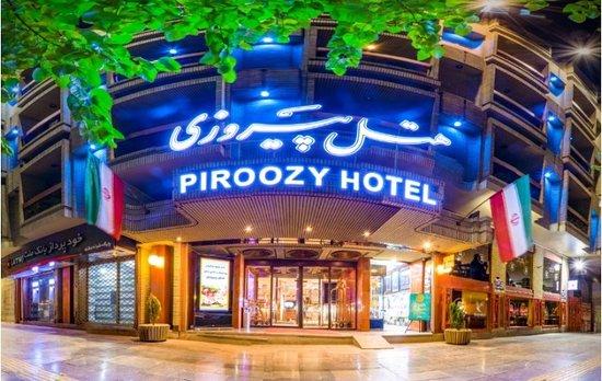 Piroozy Hotel, Isfahan, Iran