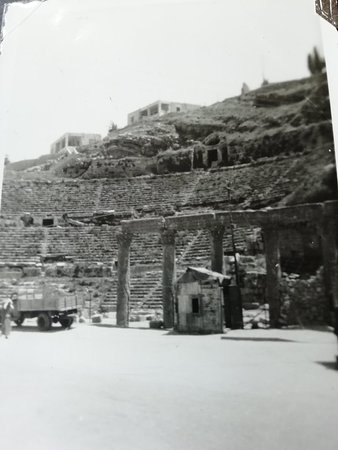 Roman Amphitheater Photo