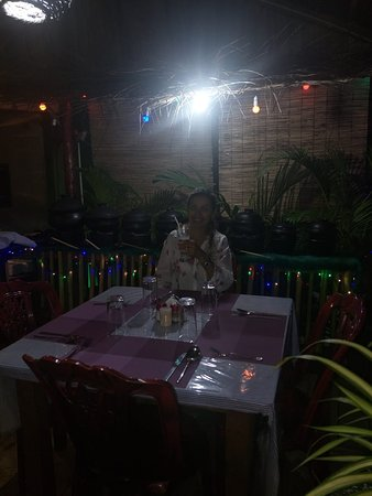 guest with our restaurant