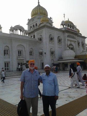 In Gurudwara