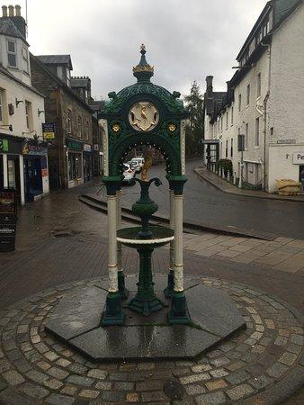 The Fountain Bar: Aberfeldy