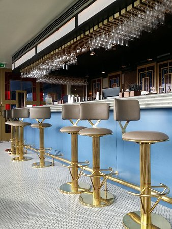 Hotel Indigo London - 1 Leicester Square: Lovedit here. Perfection.