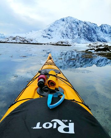 Northern Explorer: Winter Half Day Kayak