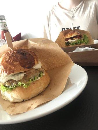 写真Pita Steak Burger枚