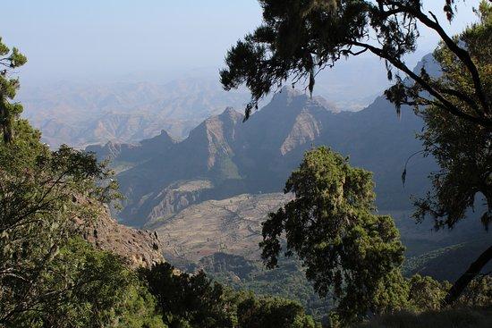 Ethiopia Explorer: Simien Mountains view