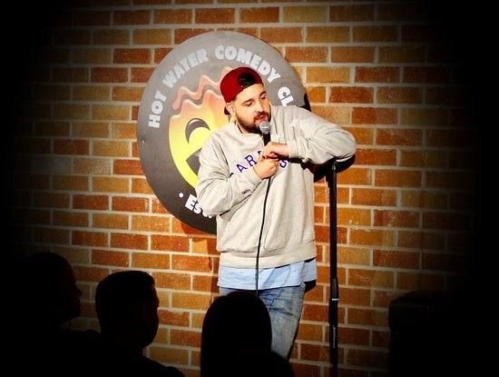 Hot Water Comedy Club - Manchester